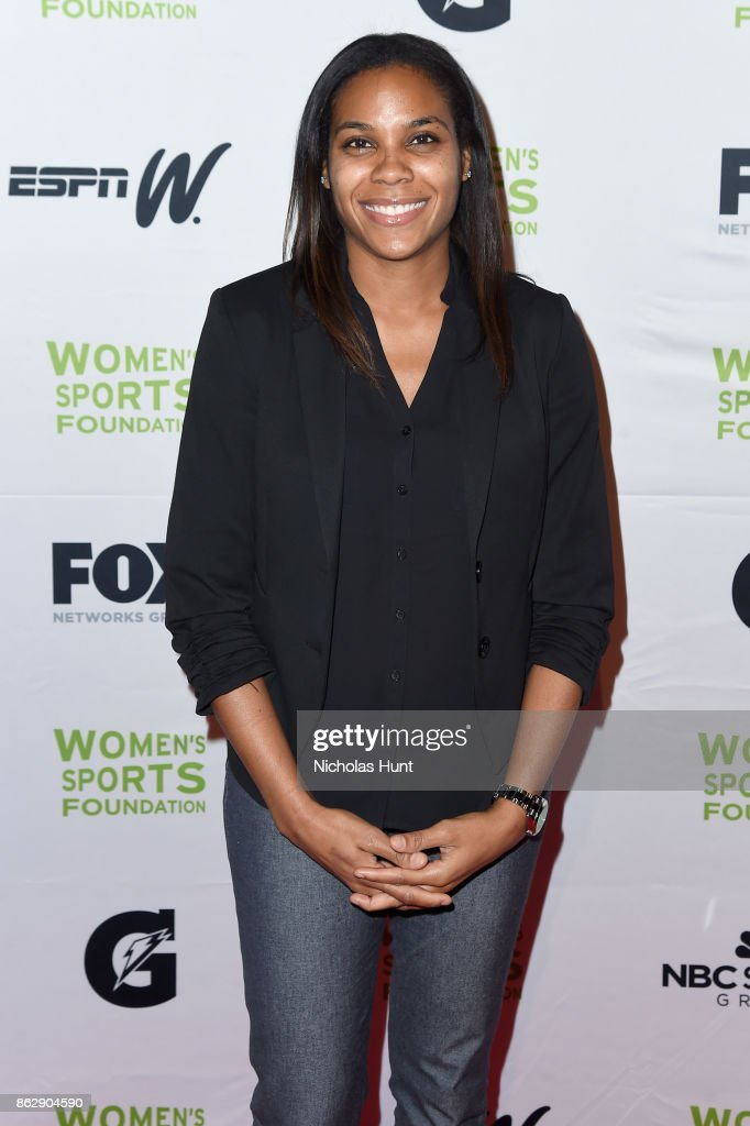 The Women's Sports Foundation's 38th Annual Salute To Women In Sports Awards Gala  - Arrivals