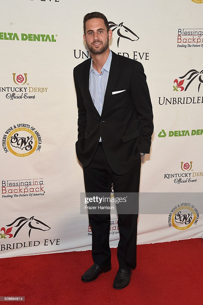 Basketball player Luke Hancock attends Unbridled Eve Gala during the 142nd Kentucky Derby on May 6, 2016 in Louisville, Kentucky.