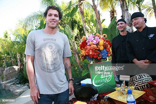 Basketball player Luke Walton attends Day 1 of GBK's 2009 Emmy Gift Lounge on September 18 2009 in Beverly Hills California