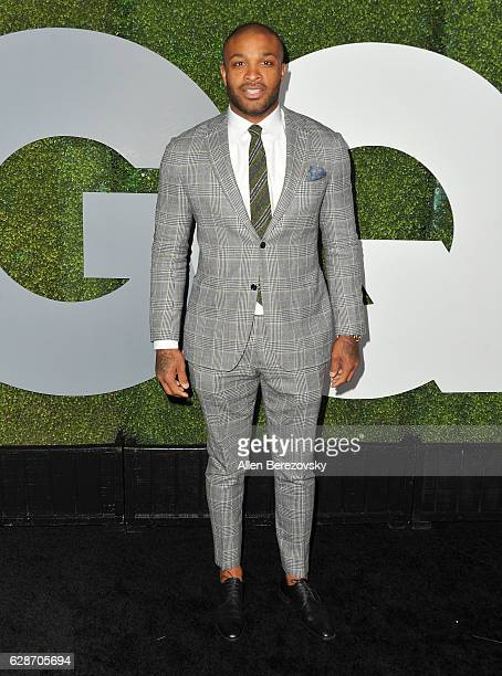 Basketball player PJ Tucker attends GQ Men of the Year Party at Chateau Marmont on December 8 2016 in Los Angeles California