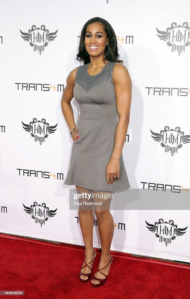 Basketball player <a gi-track='captionPersonalityLinkClicked' href=/galleries/search?phrase=Skylar+Diggins&family=editorial&specificpeople=5791961 ng-click='$event.stopPropagation()'>Skylar Diggins</a> attends will.i.am TRANS4M Benefit Concert at Avalon on January 23, 2014 in Hollywood, California.