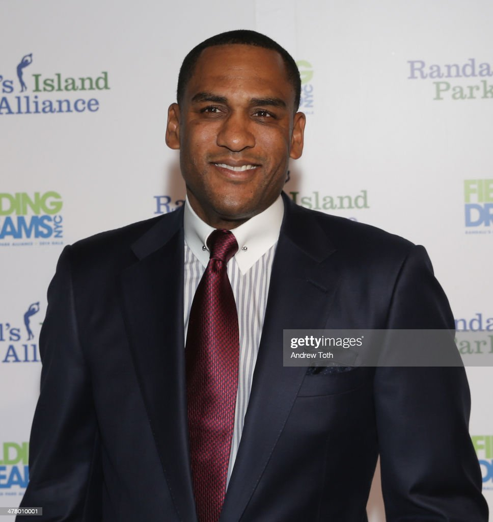 Basketball player Steve Smith attends the 2014 Fielding Dreams gala at American Museum of Natural History on March 11 2014 in New York City