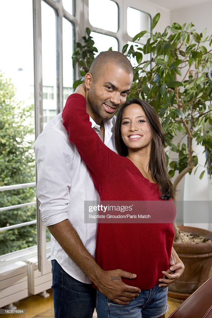 Tony Parker, Paris Match, Issue 3305