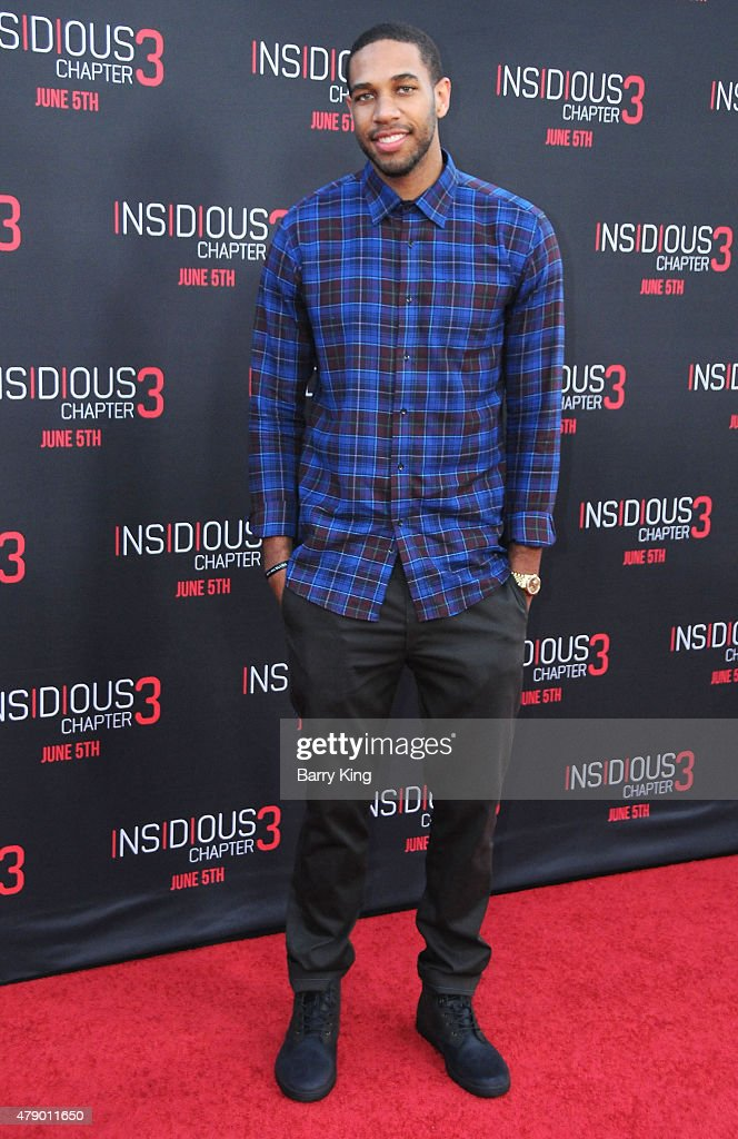 "Premiere Of Focus Features' ""Insidious: Chapter 3"" - Arrivals"