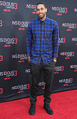 Basketball player Xavier Henry attends the premiere of Focus Features' 'Insidious Chapter 3' at the TCL Chinese Theatre on June 4 2015 in Hollywood...