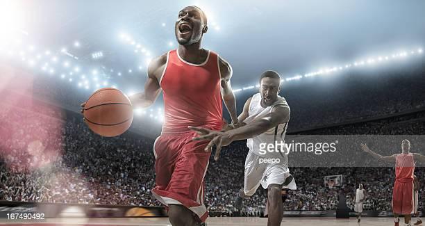 Basketball Spieler brauchen für