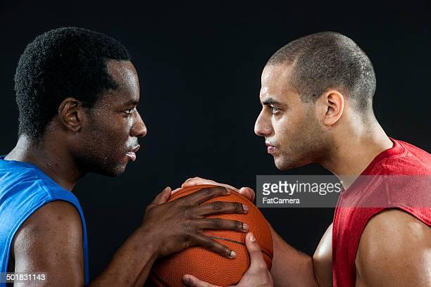 Joueurs de basket-ball