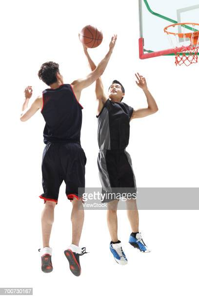 Basketball players to play basketball
