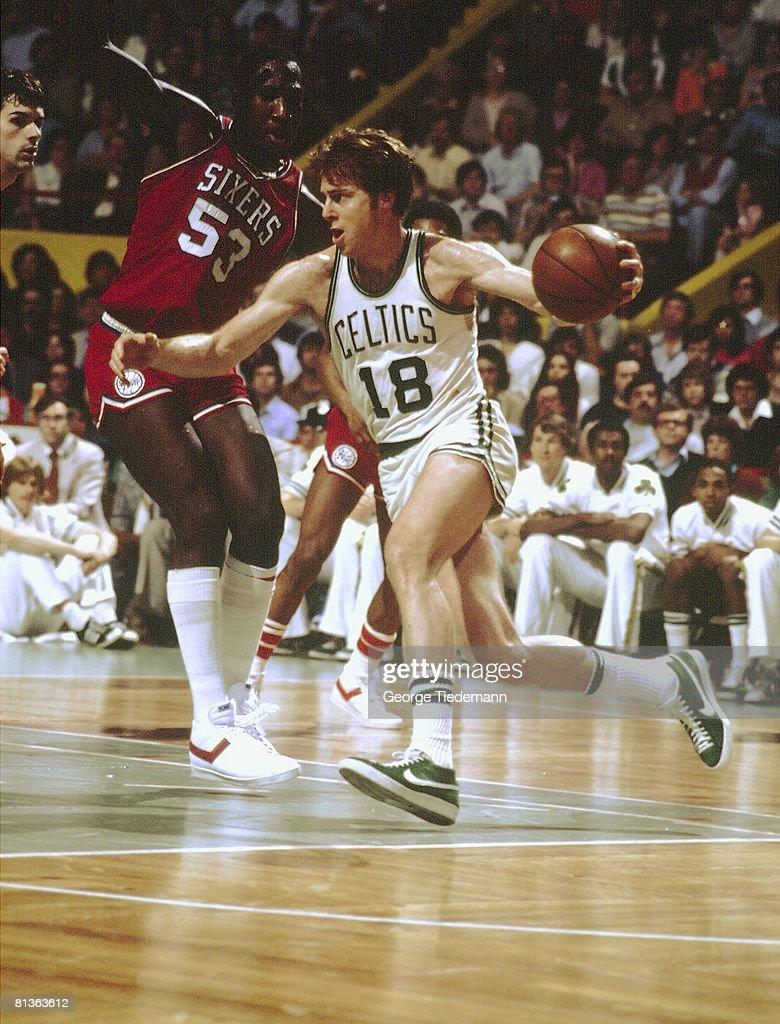 Boston Celtics Dave Cowens 1980 Playoffs