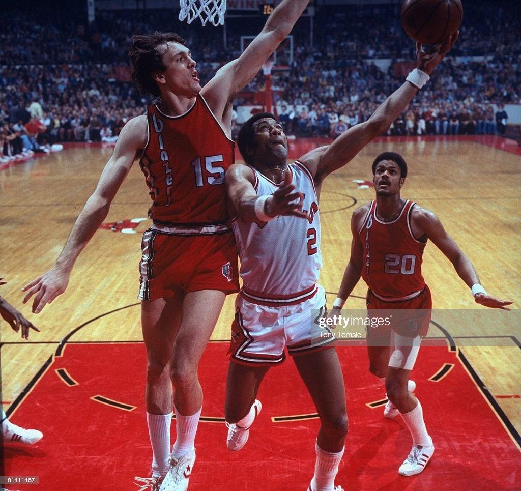 Chicago Bulls Norm Van Lier 1981 Playoffs