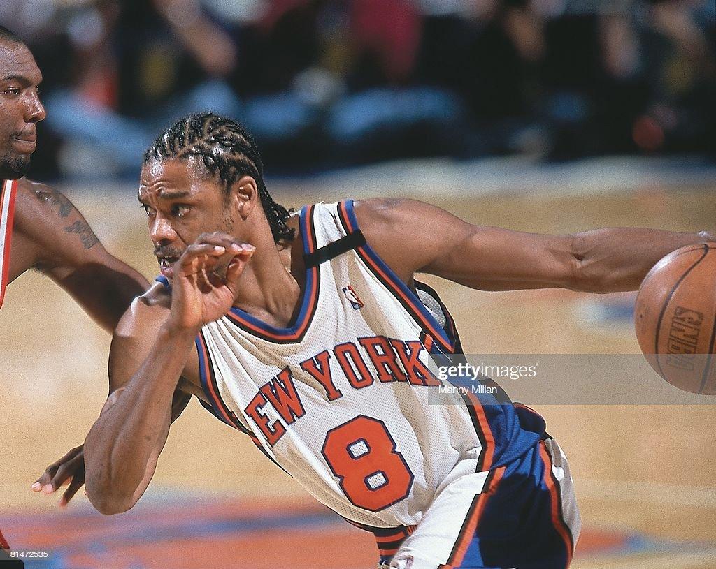 New York Knicks Latrell Sprewell 1999 Playoffs