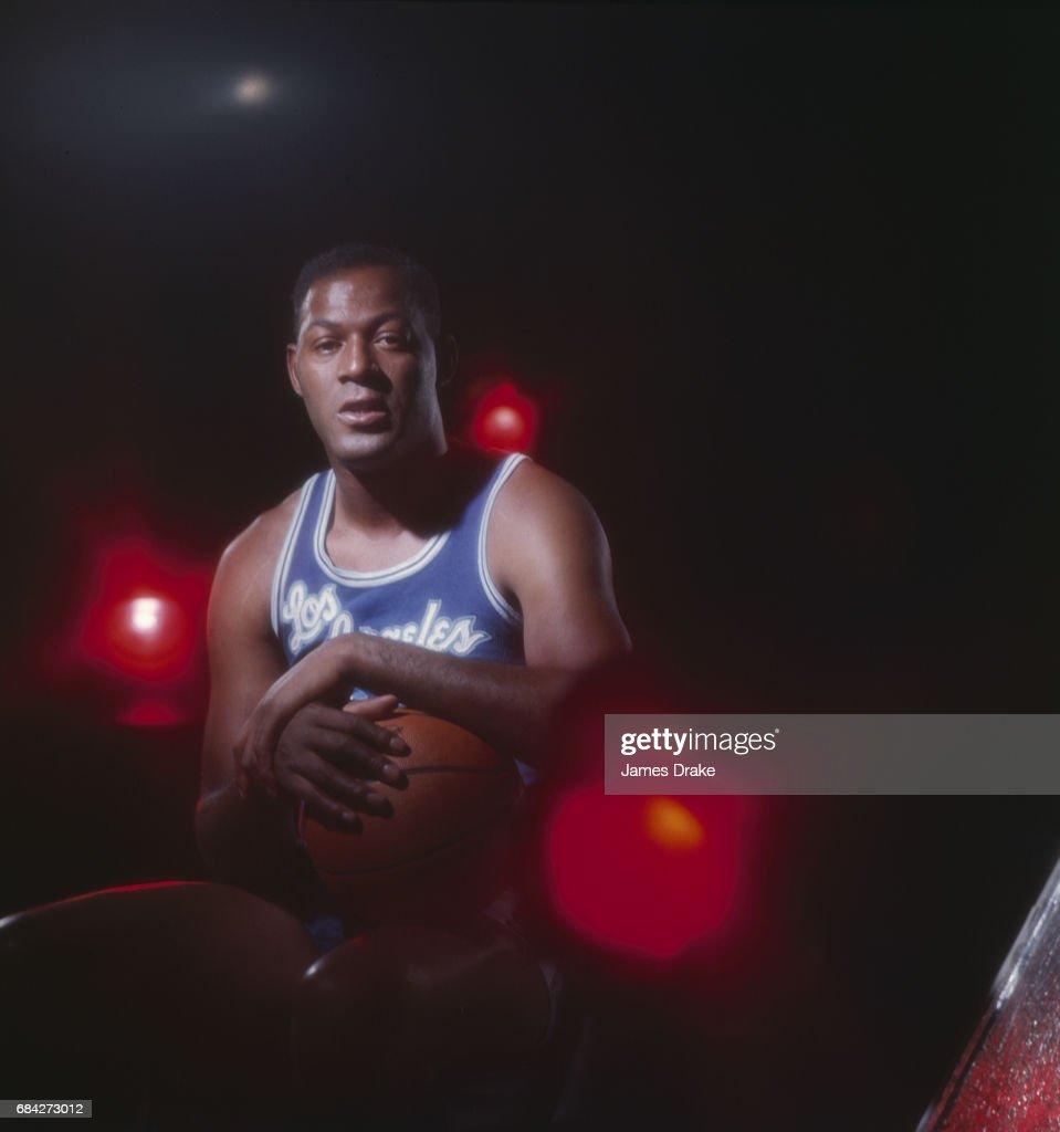 Los Angeles Lakers Elgin Baylor