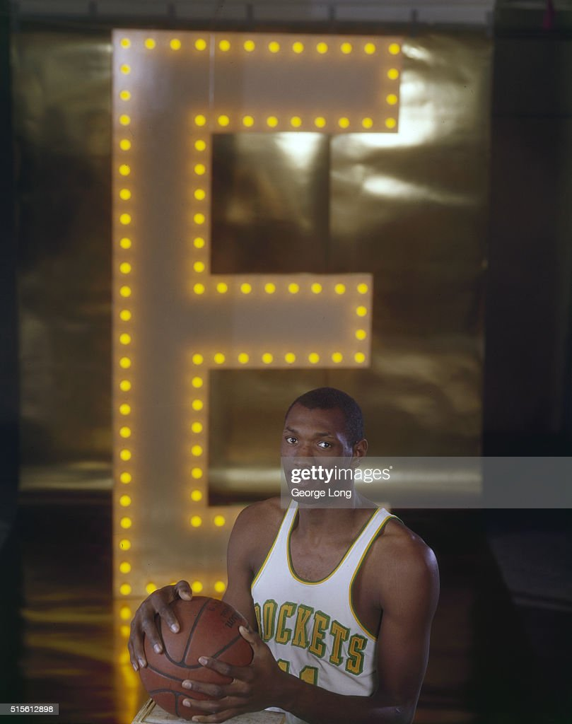 San Diego Rockets Elvin Hayes
