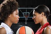 Basketball-Gegner