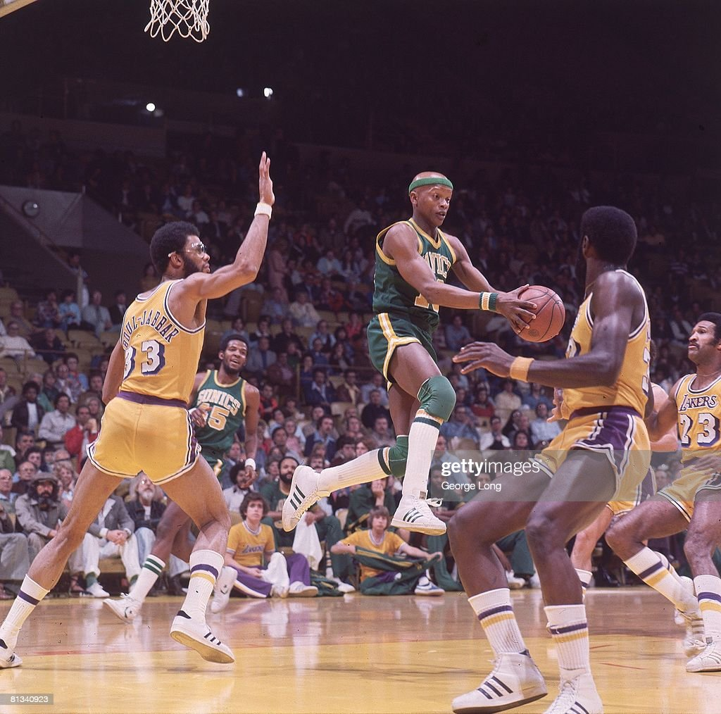 Seattle SuperSonics Slick Watts