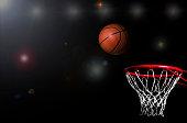 Basketball Stadium Arena Background