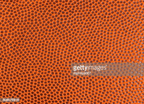 Basketball Texture Background : Stock Photo