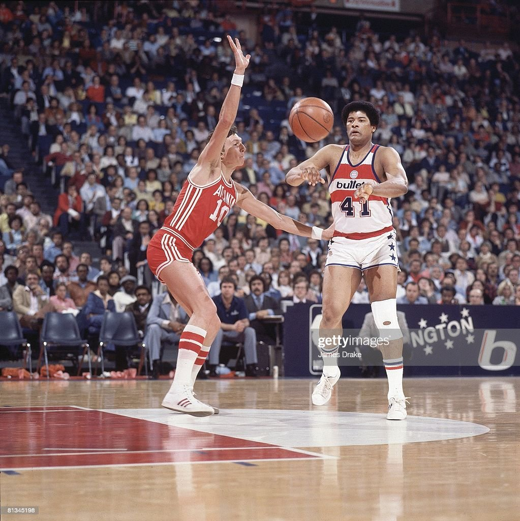 Washington Bullets Wes Unseld