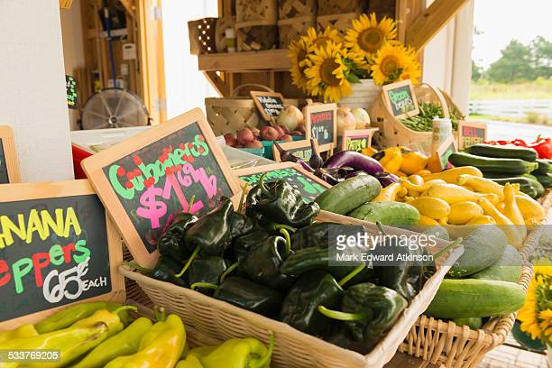 Produce Stand Stock Photos and Pictures | Getty Images