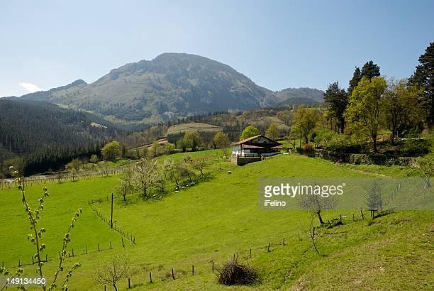 Basque farmhouse
