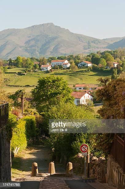 Basque rural landscape