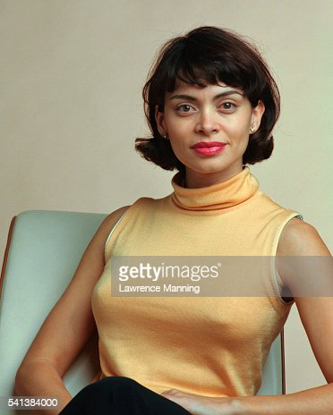 Basque Woman Sitting On Armchair Stock Photo Getty Images