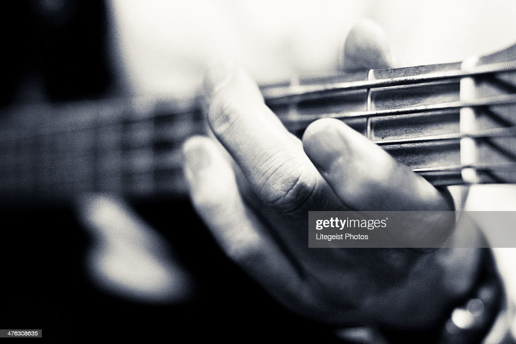 Bass Guitar Blues