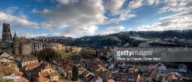 Basse Ville de Fribourg