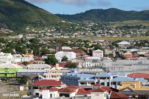 Basseterre:  The Colorful Capital of St Kitts Island