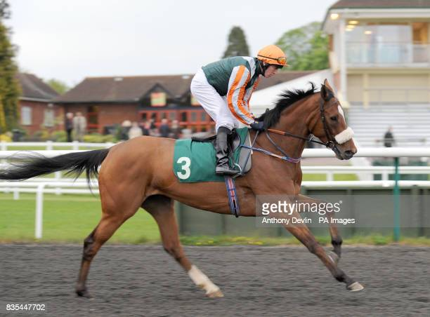 Bassinet ridden by Jim Crowley at Lingfield Race Course