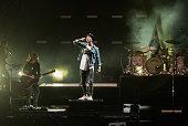 OneRepublic Performs At White River Amphitheatre
