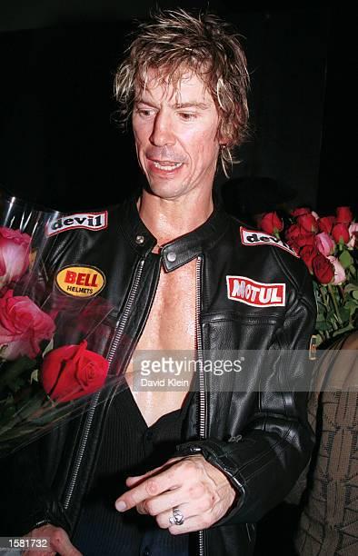 Bassist Duff McKagen attends Blender Magazine's 'The Blender Sessions' at Ivar Club on October 30 2002 in Hollywood California