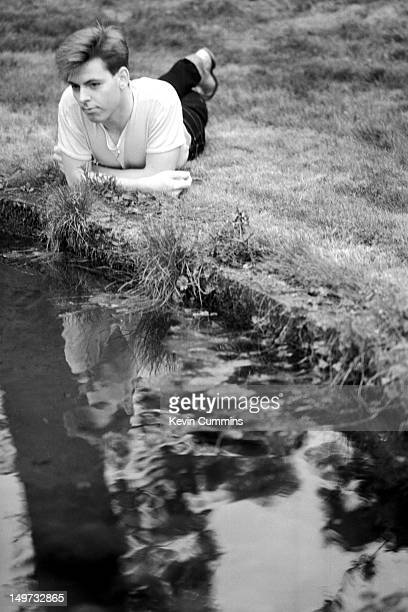 Bassist Mike Joyce of English alternative rock band The Smiths 7th September 1983