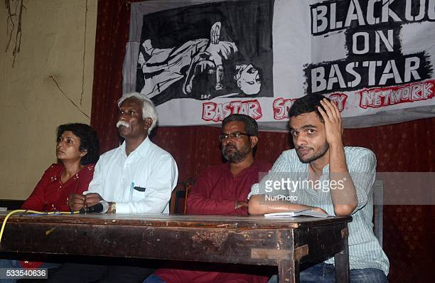 Bastar Solidarity Network Kolkata Chapter organized a discussion Blackout on Bastar A War without Witness at Indian Association Discussion is on...