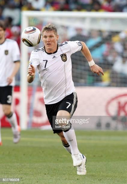 Bastian Schweinsteiger Allemagne / Angleterre 8eme de Finale Coupe du Monde 2010 Mangaung Bloemfontein
