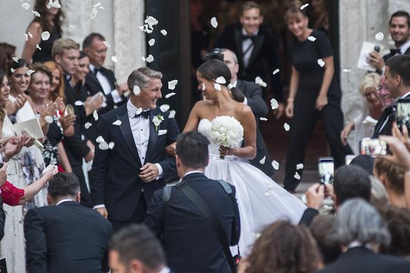 Bastian Schweinsteiger And Ana Ivanovic Wedding In Venice - Sightings : News Photo