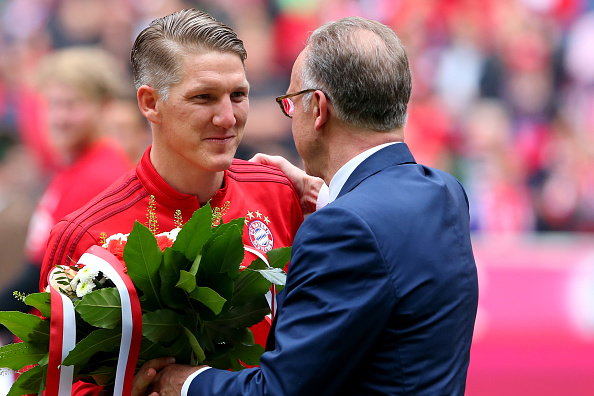 FC Bayern Muenchen v 1. FSV Mainz 05 - Bundesliga : News Photo