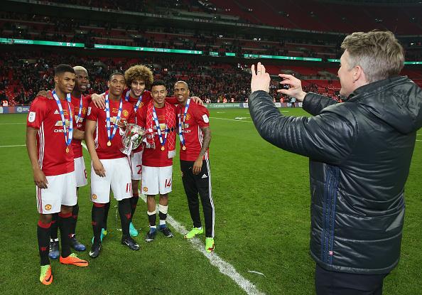 Manchester United v Southampton - EFL Cup Final : News Photo