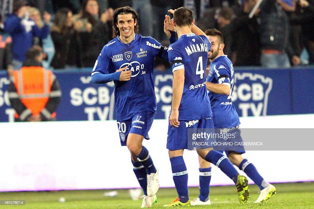 SC Bastia v Paris Saint-Germain FC - Ligue 1
