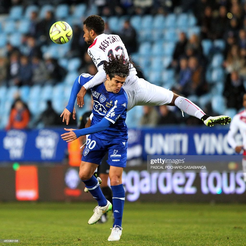SC Bastia v FC Girondins de Bordeaux - Ligue 1