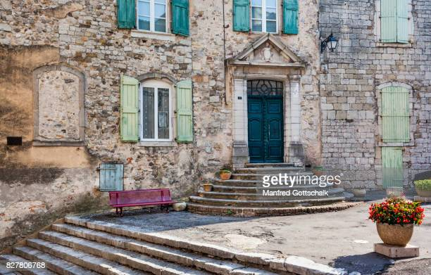 bastide style town house Anduze
