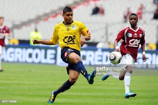 Bastien FAUGERE Metz / Sochaux Finale Coupe Gambardella Stade de France Saint Denis