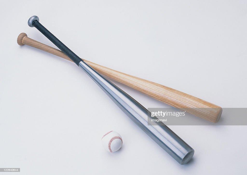 Bat and Hard Ball