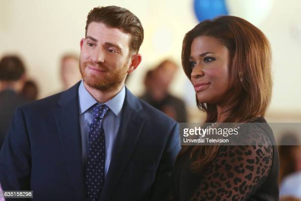 PROJECT 'Bat Mitzvah' Episode 509 Pictured Bryan Greenberg as Ben Kimrie LewisDavis as Patricia