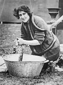 A Bath of Milk for Snakes at English Circus A number of exofficers of the British Army are conducting a charity circus at Brixton and have arranged...