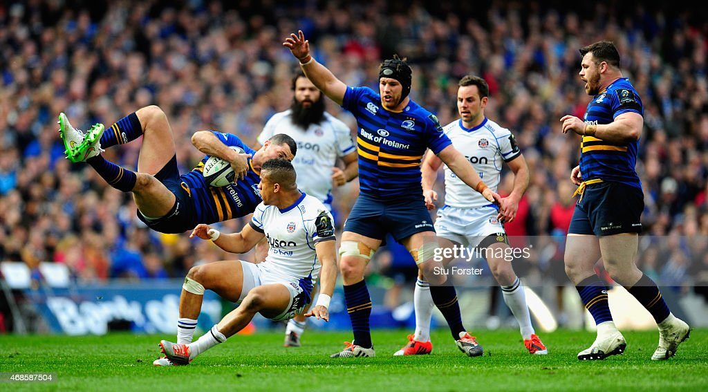 Leinster Rugby v Bath Rugby - European Rugby Champions Cup Quarter Final