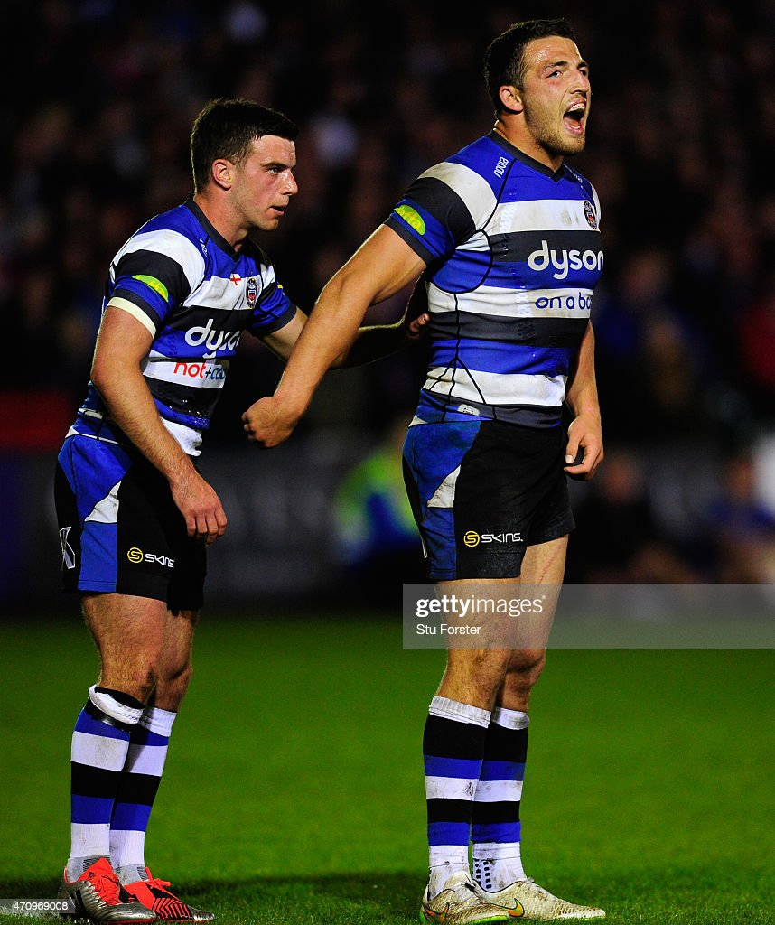 Bath Rugby V London Irish - Aviva Premiership