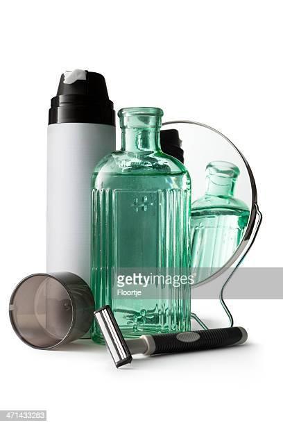 La salle de bains: Nécessaire de rasage