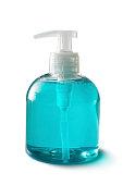 Bath: Soap Pump Bottle