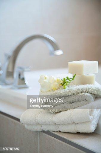 Bath supplies : Photo
